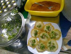 Banh Khot Di Ba