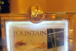 Fountain Restaurant