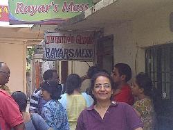 Rayar's Mess