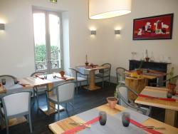 Le Saint Vincent Hôtel Restaurant