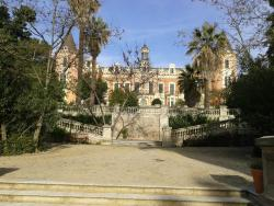 Jardines del Palacio de las Hiedras