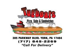 Tug Boats Pizzeria