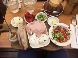 Sub-Station Cafe