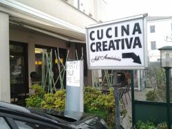 all'amicizia cucina creativa