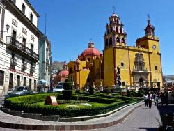 Parroquia de Basílica Colegiata de Nuestra Señora de Guanajuato