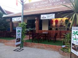 "Lao Indoor Golf ""N"" Cafe"