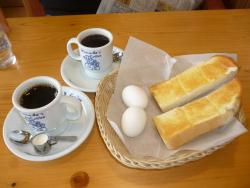 Komeda Coffee Shop Nishidai