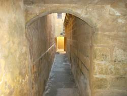 Old Prison in Victoria, island of  Gozo