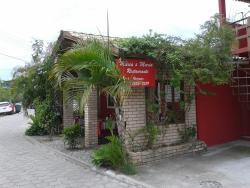 Restaurante Maria & Maria na Barra da Lagoa em Florianópolis