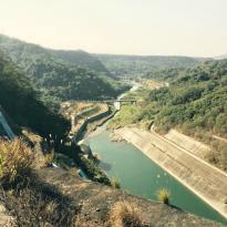 Mingde Dam Scenic Area