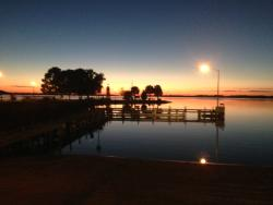 Just a few blocks from Gianni's Cafe Sunset on Lake Dora