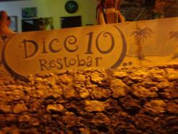 Dice 10