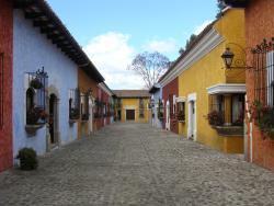 Hotel Villa Colonial, Antígua, Guatemala