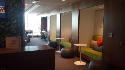 The Centurion Lounge LaGuardia