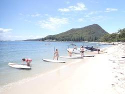 Shoal Bay SUP