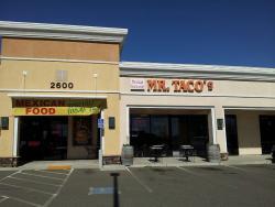 Mr Taco's
