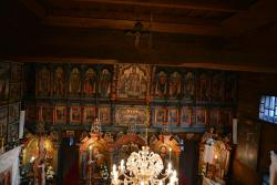 The Wooden Church of St.Michael the Archangel