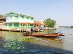 Amphawa Floating Market & Firefly Night Cruising Day Tours - Panda Bus