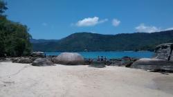 Praia Ilha da Cotia