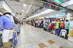 Bupyeong Station Underground Shopping Mall