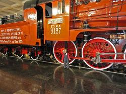 Moscow Railroad Museum