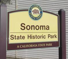 Sonoma State Historic Park