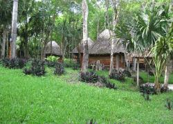 Tumben Ha, Hotel de Cabañas Ecológicas