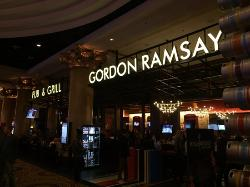 Ramsay Bar & Grill.