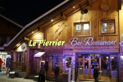 Le Pierrier