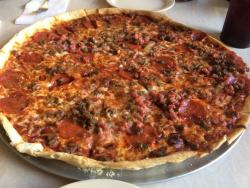Jim's Razorback Pizza