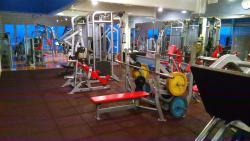 Naxos Island Gym