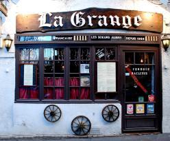 La Grange (des soeurs Aubry)