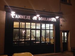 L'annexe du Boulanger