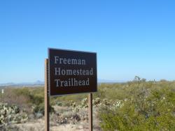 Freeman Homestead Trail