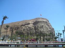 El Morro de Arica