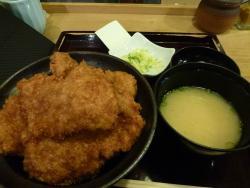 Tare-Katsu Jimbocho Honten