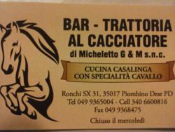 Trattoria al Cacciatore di Micheletto G.& M.snc