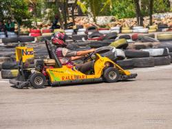 Golden City Go-Kart