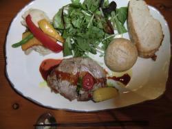 Mori no Restaurant mashi no Chaya 3