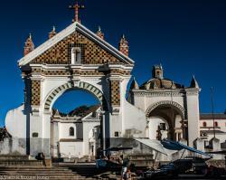Basílica de Nuestra Señora de Copacabana