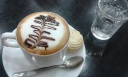 San Francisco Cafe Galeria 5º Av