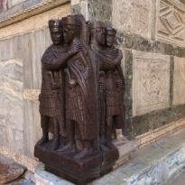‪Portrait of the Four Tetrarchs‬