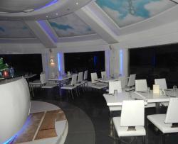 UFO Revolving Restaurant