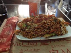 Mr. Chan Express