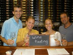 Adirondack Winery Tasting Room