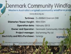 Denmark Community Wind Farm
