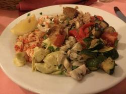Adler Restaurant Pompei