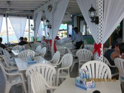Amazing place to eat or enjoy a drink