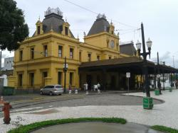 Valongo Train Station