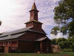 Chapelle de l'ile Royale